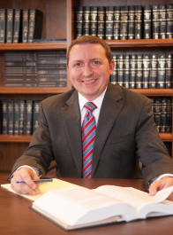 Branden C. Meyer - Fairfield County Clerk